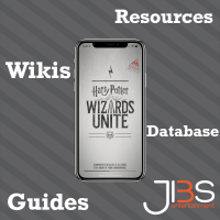 Wizards Unite - Complete List of Guides/Wikis/Resources